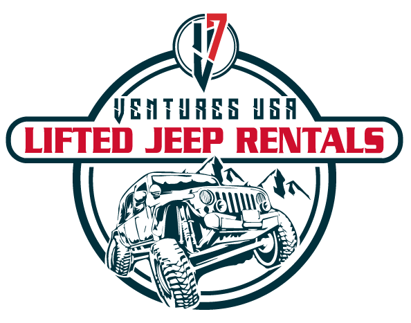 V7 Ventures Lifted Jeep Rentals